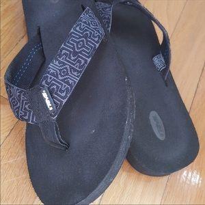 Men's Teva Flip Flops